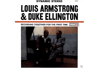 Louis Armstrong, Duke Ellington - Recording Together for the First Time (Vinyl LP (nagylemez))