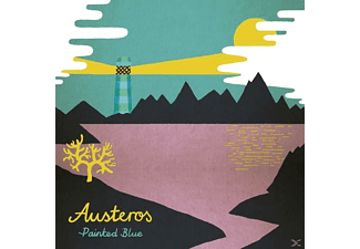 Austeros - Painted Blue - (Vinyl)