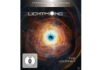 Lichtmond - The Journey (Limited Special 3 Disc Edition) - (Blu-ray + CD)