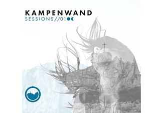 VARIOUS - Kampenwand Sessions 01 - (CD)