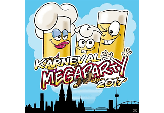 Karneval! - Karneval Megaparty 2017 [CD]