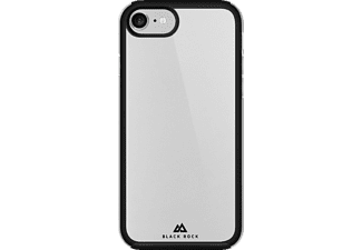 HAMA Embedded, Apple, Backcover, iPhone 7, Polycarbonat (PC)/Thermoplastisches Polyurethan (TPU), Schwarz