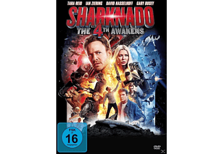 Sharknado 4 - The 4th Awakens [DVD]
