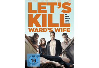 Let's Kill Ward's Wife [DVD]