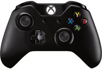 MICROSOFT Wireless Controller - Black
