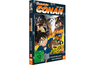 Detektiv Conan – The Movie (19) – Die Sonnenblumen des Infernos – Limited Edition [DVD]