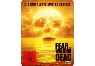 Fear the Walking Dead - Staffel 2 (Steelbook) [Blu-ray]
