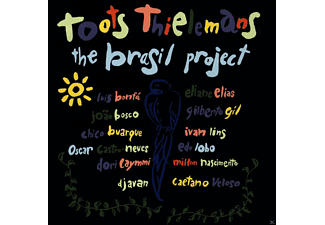 Toots Thielemans, VARIOUS - The Brasil Project Vol.1 - (CD)