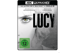 Lucy [4K Ultra HD Blu-ray + Blu-ray]