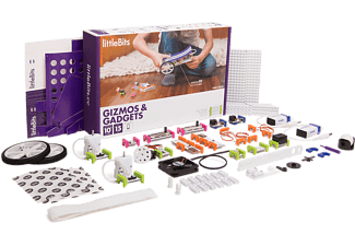 LITTLEBITS Gizmos + Gadgets Kit