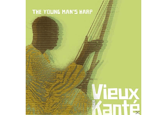 Vieux Kante - The Young Man's Harp [CD]