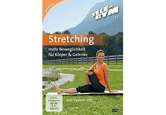 Stretching Tele-Gym 41 [DVD]