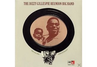 The Dizzy Gillespie Reunion Big Band - 20th And 30th Anniversary - (MC (analog))