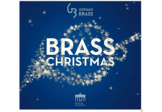 German Brass - Brass Christmas [CD]