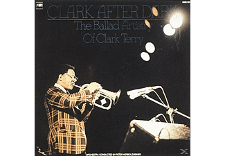 Clark Terry - Clark After Dark - (MC (analog))