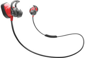 BOSE SoundSport Pulse Wireless Kopfhörer Rot