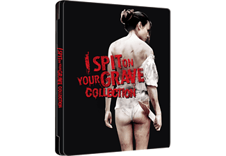 I Spit On Your Grave Collection (Limited Futurepak Edition) - (Blu-ray)
