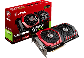 MSI GeForce GTX 1070 Gaming 8GB (V330-015R), NVIDIA, Grafikkarte