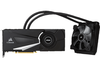 MSI GeForce GTX 1080 Sea Hawk X 8GB (V336-014R), NVIDIA, Grafikkarte