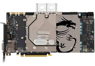 MSI GeForce® GTX 1070 Sea Hawk EK X 8 GB (V330-013R), NVIDIA, Grafikkarte