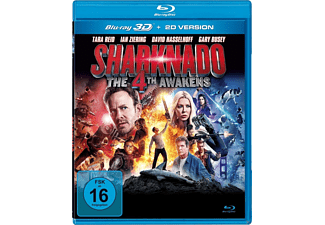 Sharknado 4 - The 4th Awakens [3D Blu-ray (+2D)]