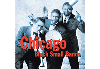 VARIOUS - Chicago-Small Black Bands - (CD)