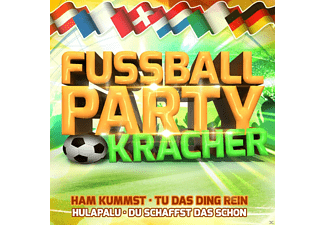 VARIOUS - Fußball Party Kracher - (CD)