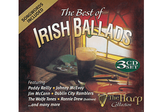 VARIOUS - The Best Of Irish Ballads - (CD)