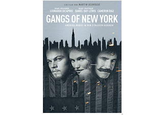 Gangs of New York - (DVD)