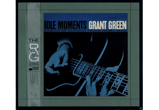 Grant Green - IDLE MOMENTS (+ 2 BONUS TRACKS) - (CD)
