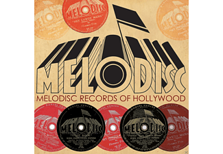 VARIOUS - Melodisc Records Of Hollywood - (CD)