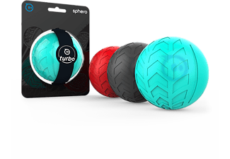 SPHERO Turbo Cover - Röd