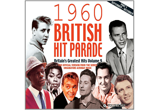 VARIOUS - The 1960 British Hit Parade Part Three - (CD)