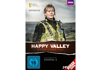 Happy Valley - In einer kleinen Stadt. - Staffel 2 - (DVD)