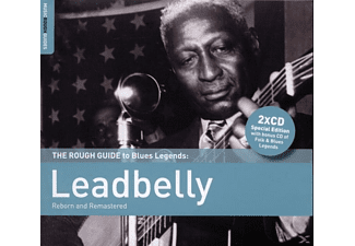 Leadbelly - Rough Guide: Leadbelly (+ - (CD + Bonus-CD)