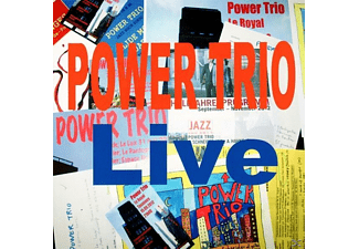 Power Trio - Live - (CD)