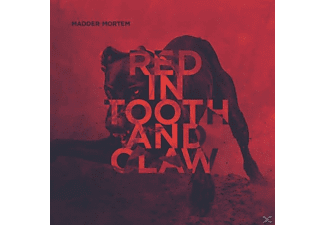 Madder Mortem - Red In Tooth And Claw - (CD)