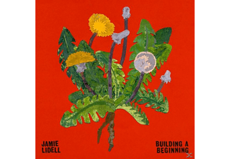 Jamie Lidell - Building A Beginning [CD]