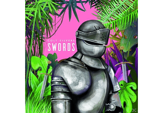 Colt Silvers - Swords - (CD)