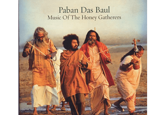 Paban Das Baul - Music Of The Honey Gatherers - (CD)