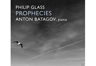 Anton Batagov - Prophecies - (CD)