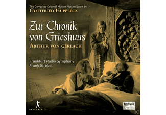 Frank / Hr-sinfonieorchester Strobel - Zur Chronik von Grieshuus (Limited Edition) - (CD)