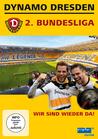 Dynamo Dresden 2. Bundesliga - wir sind wieder da [DVD] - broschei