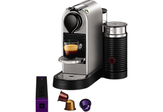 KRUPS XN760B Nespresso New CitiZ&milk