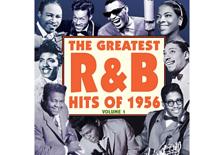 VARIOUS - The Greatest R&B Hits Of 1956 Vol.1 - (CD)