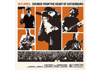 In Flames - Sounds from the Heart of Gothenburg (CD)