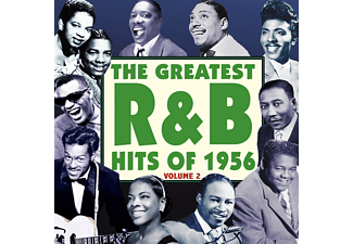 VARIOUS - The Greatest R&B Hits of 1956 Vol.2 - (CD)