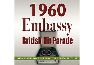 VARIOUS - The Embassy British Hit Parade 1960 - (CD)