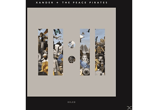 Xander And The Peace Pira - 11-11 [Vinyl]