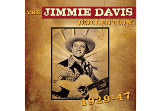 Jimmie Davis - The Jimmie Davis Collection 1929-47 - (CD)